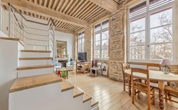 Achat appartement Lyon 4e (69004) - Appartement à vendre - Bien'ici