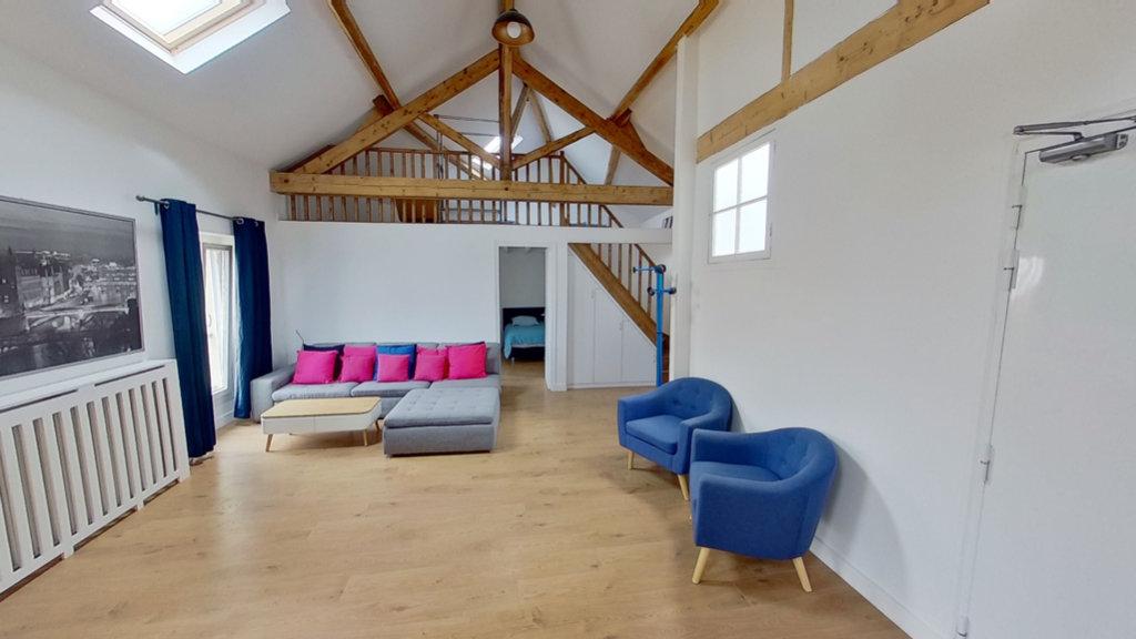 Appartement a louer nanterre - 3 pièce(s) - 115 m2 - Surfyn