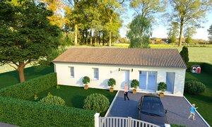 Maison neuve 5pièces 100m² Saint-Germain-du-Puch
