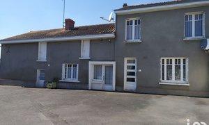 Maison 6pièces 214m² Fontevraud-l'Abbaye