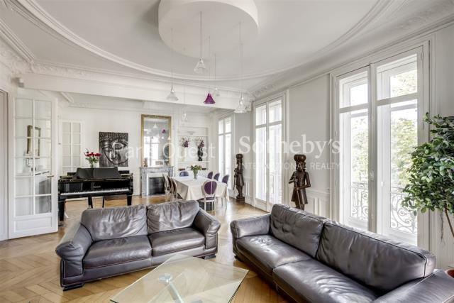 Appartement 6pièces 162m² à Paris 17e