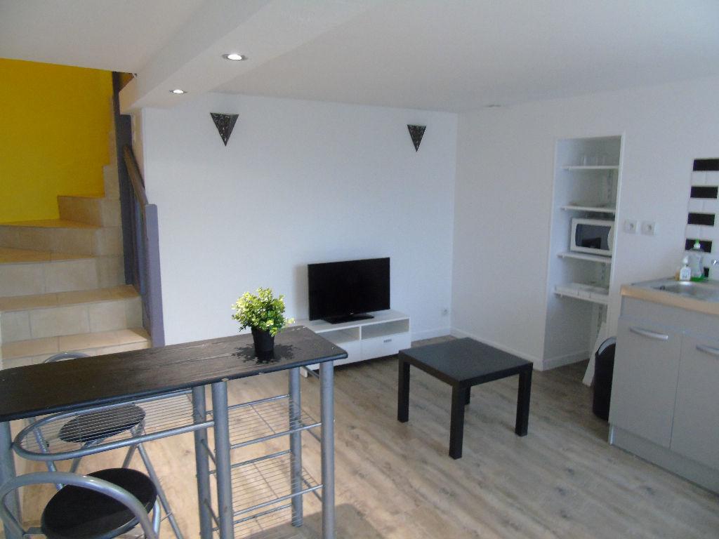 Attirant Location Appartement Meublé 2 Pièces 26 M²