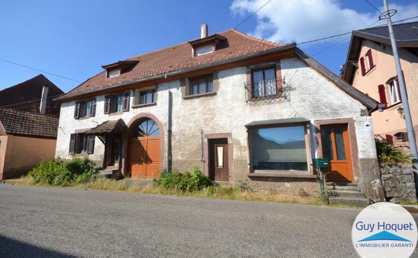 Achat maison 6 pièces, Thannenkirch - 77 000 €