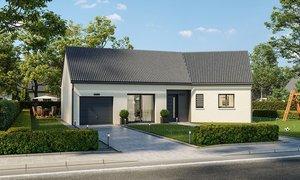 Maison neuve 5pièces 90m² Pouilley-les-Vignes