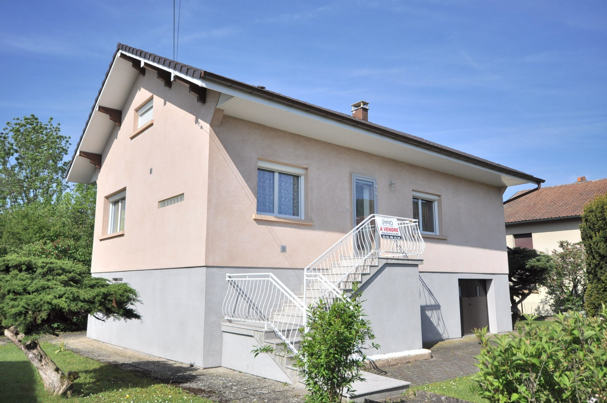 Maison 8pièces 130m² Voujeaucourt