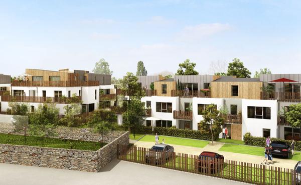 programme immobilier l 39 avant garde gu rande 119 000 230 000. Black Bedroom Furniture Sets. Home Design Ideas