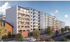 Appartement 3pièces 59m² Chambéry