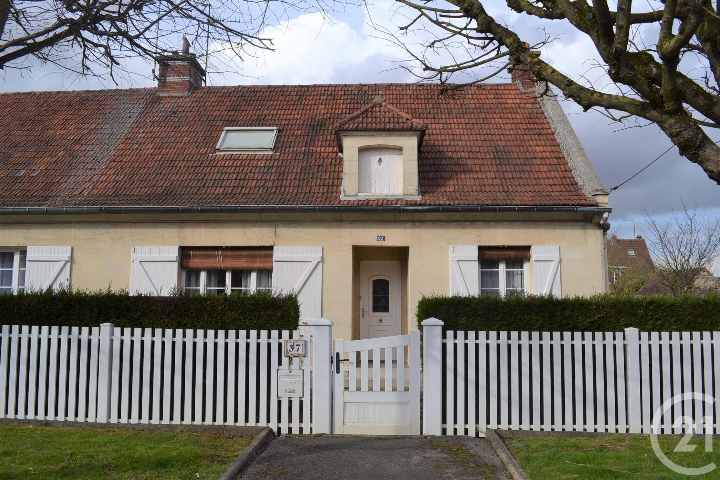 Maison 6pièces 120m² Crépy-en-Valois