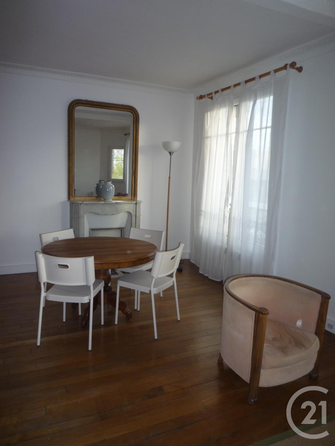 Appartement a louer boulogne-billancourt - 2 pièce(s) - 51.35 m2 - Surfyn