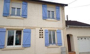 Maison 4pièces 85m² Saint-Dizier