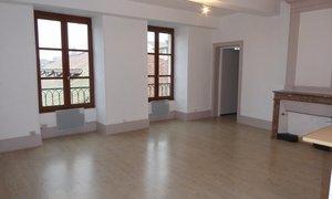 Appartement 3pièces 70m² La Côte-Saint-André
