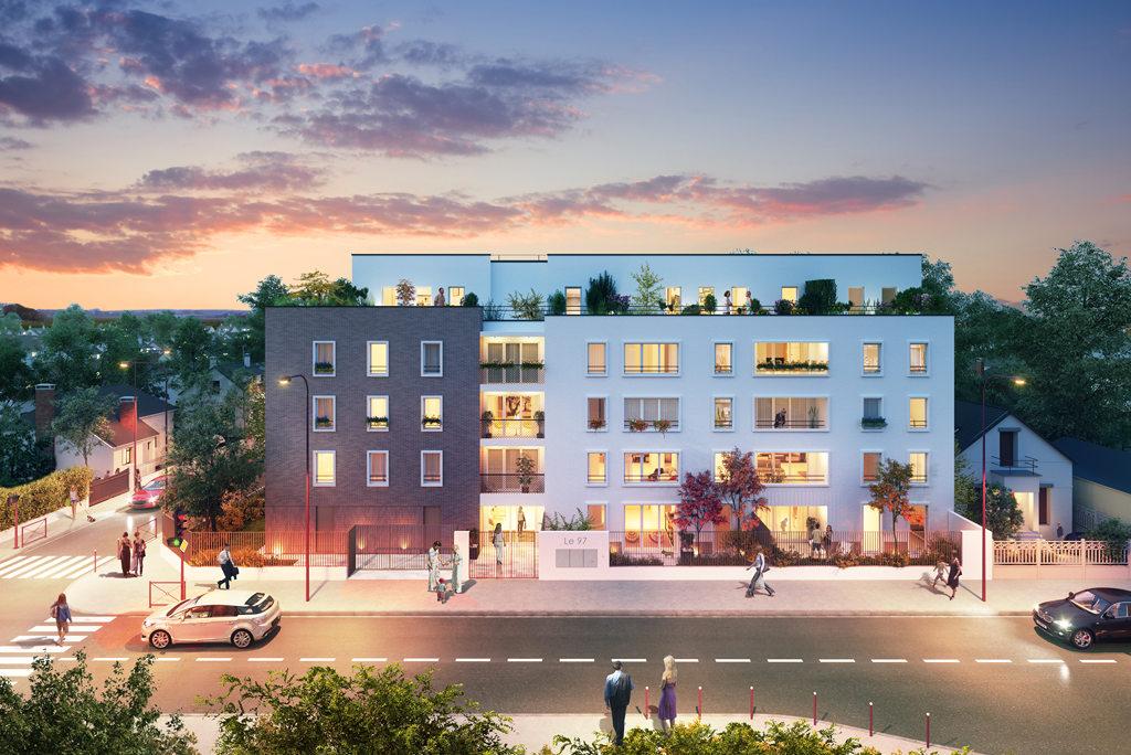 Appartement 4pièces 82m² Bezons