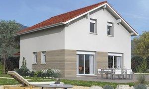 Maison neuve 4pièces 90m² Châteauroux-les-Alpes