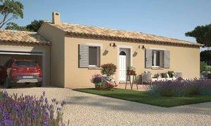 Maison neuve 6pièces 90m² Boucoiran-et-Nozières