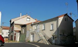 Maison 4pièces 55m² Frugères-les-Mines