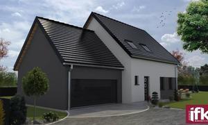 Maison 6pièces 137m² Andolsheim
