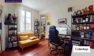 Appartement 2pièces 36m² Paris 18e