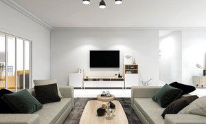 Appartement 2pièces 43m² Romainville