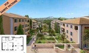 Appartement 3pièces 65m² Aix-en-Provence