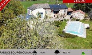 Maison 5pièces 101m² Mirandol-Bourgnounac