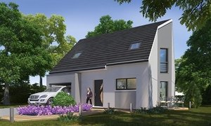 Maison neuve 4pièces 89m² Anceaumeville