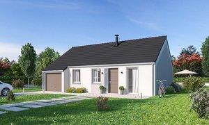 Maison neuve 3pièces 78m² Lucheux