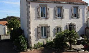 Maison 7pièces 156m² Les Lucs-sur-Boulogne
