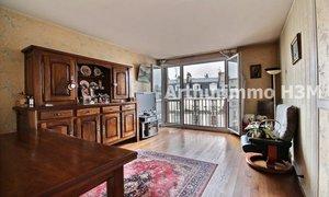 Appartement 4pièces 84m² Paris 19e