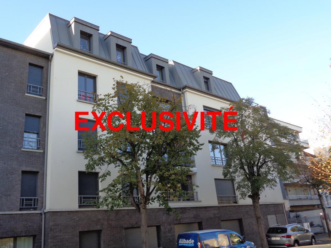 Appartement 3pièces 57m² Maisons-Alfort