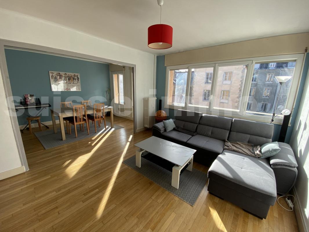 Besancon Quartier Helvétie/Mouillère bel appartement T4 avec garage