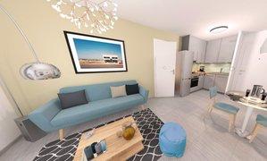 Appartement 5pièces 102m² Asnières-sur-Seine