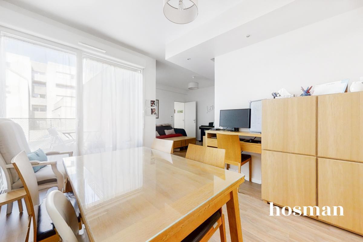 Appartement a vendre nanterre - 3 pièce(s) - 68 m2 - Surfyn