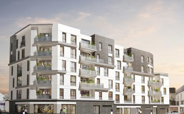 Programme Immobilier Le Faubourg A Fontenay Sous Bois A Partir De