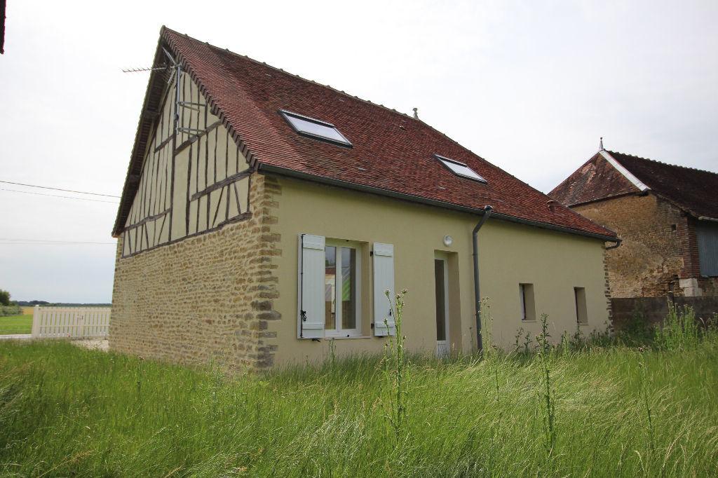Maison 6pièces 107m² à Ervy-le-Châtel