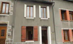 Maison 4pièces 63m² Bénévent-l'Abbaye