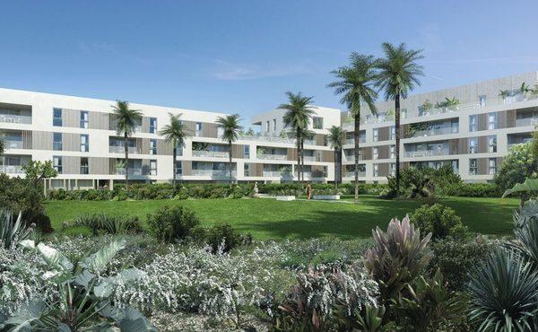 Programme immobilier Le Jardin de Matisse à Saint-Laurent-du-Var - À ...