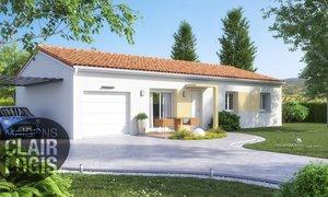 Maison neuve 4pièces 95m² Gouzon