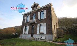 Maison 6pièces 198m² Vireux-Molhain