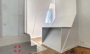 Appartement 1pièce 9m² Paris 12e