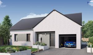 Maison neuve 4pièces 75m² Lamotte-Beuvron