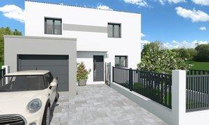 Maison neuve 4pièces 90m² Ortaffa