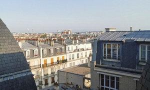 Appartement 1pièce 10m² Paris 18e