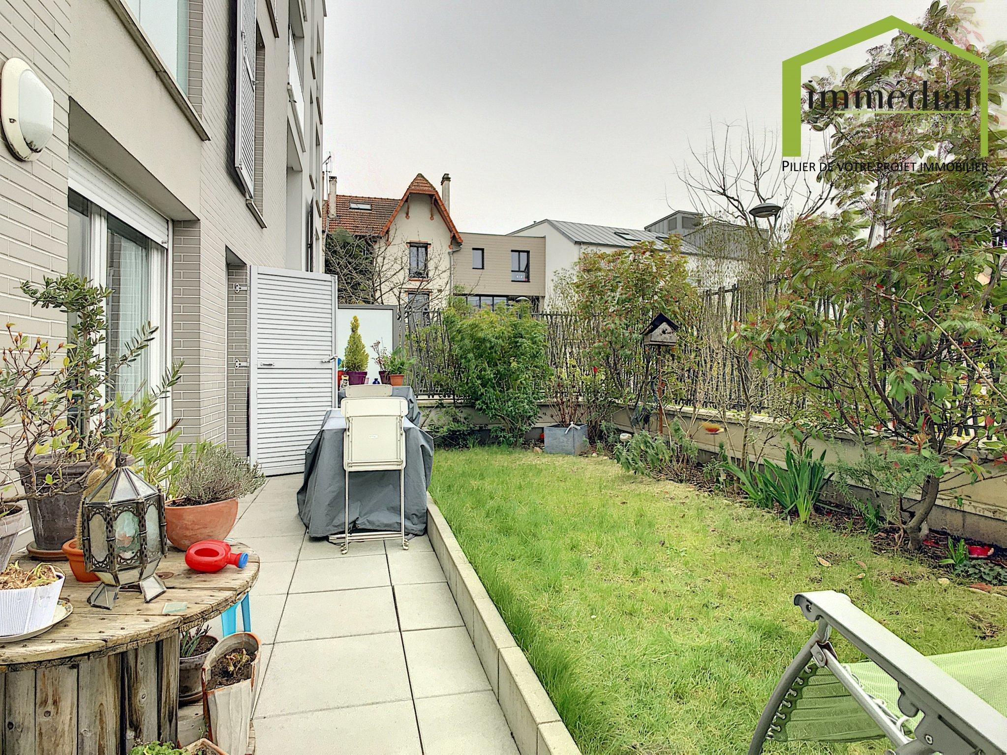 Appartement a louer nanterre - 4 pièce(s) - 80 m2 - Surfyn