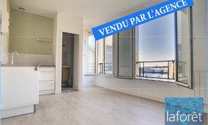 Appartement 1pièce 17m² Saint-Malo