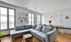 Appartement 3pièces 72m² Paris 18e