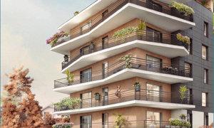 Appartement neuf 4pièces 95m² Thonon-les-Bains