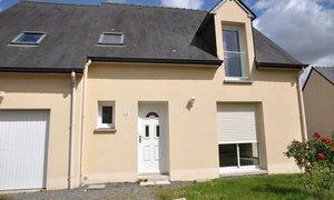 Maison 5pièces 107m² Montauban-de-Bretagne