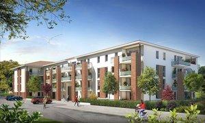 Appartement 2pièces 41m² Mondonville