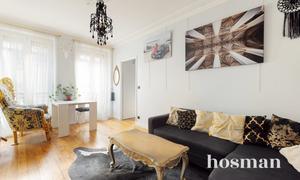 Appartement 3pièces 58m² Paris 10e