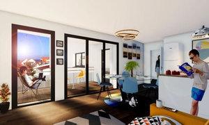 Appartement 4pièces 61m² Cucq